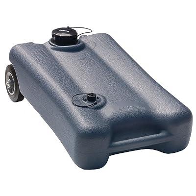 SmartTote2 Portable RV Waste Tote Tank - 2 Wheels - 12 Gallon - Thetford 40505: Sports & Outdoors