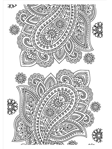 Arte antiestrés: 100 láminas para colorear Libro de colorear para ...