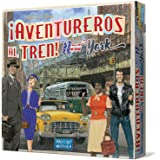 Days of Wonder-¡Aventureros al Tren New York-Español, multicolor (Edge Entertainment DW720860) , color/modelo surtido