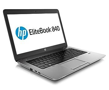 HP EliteBook 840 G1 Pantalla táctil 14 Pulgadas Intel Core i5 500 GB SSD Disco Duro 8 GB Memoria portátil Win 10 g1u82aw (Certificado y General para ...