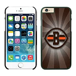 Cleveland Browns iPhone 6 PlusCases Black 5.5 inches