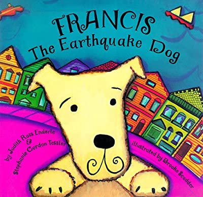 Francis the Earthquake Dog