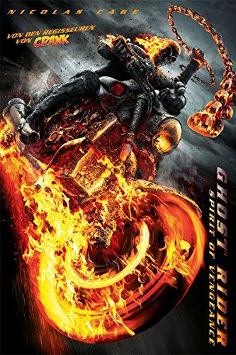 Ghost Rider: Spirit of Vengeance Film