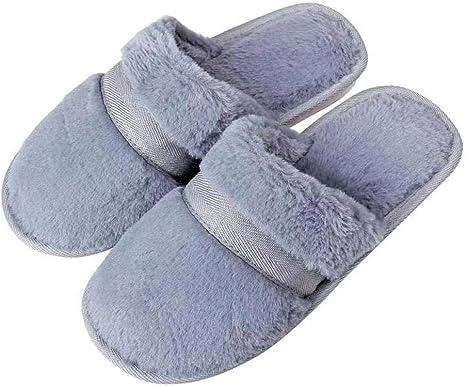WSKMTX Zapatillas De Algodón para Mujer,Otoño Invierno Par Inicio Zapatillas De Algodón Cartoon Cat Parche Bordado Bonito Interior Zapatillas De Felpa Rosa Cálido Suave Antideslizante Zapatillas,36-: Amazon.es: Deportes y aire libre