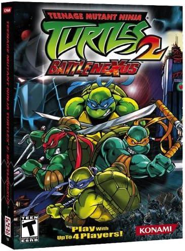 Amazon.com: Teenage Mutant Ninja Turtles 2 - PC: Video Games