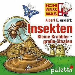 Albert E. erklärt Insekten: Kleine Krabbler - große Staaten (Ich weiß was)