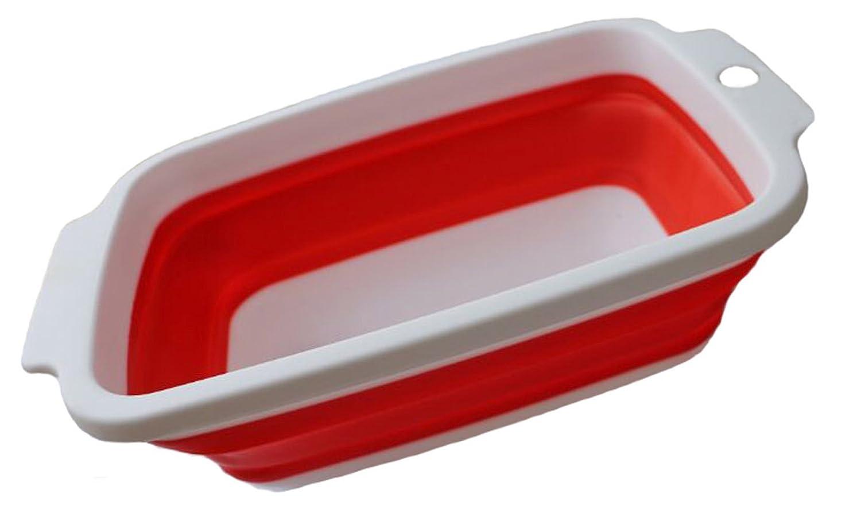 Shipao Collapsible Dish Tub Collapsible Bowl(34.2*22.7*10.5cm) shipaosellingus
