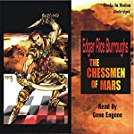 The Chessmen of Mars: Mars Series #5 | Edgar Rice Burroughs
