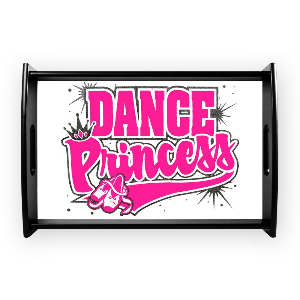 Small Serving Tray Dance Princess