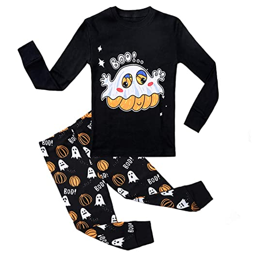8d10bc9544dd Amazon.com  Kedofe Boy Pajamas Set Long Sleeve 100% Cotton Toddler ...