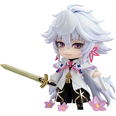 Orange Rouge Fate/Grand Order: Caster/Merlin (Magus of Flowers Version) Nendoroid Action Figure: Toys & Games