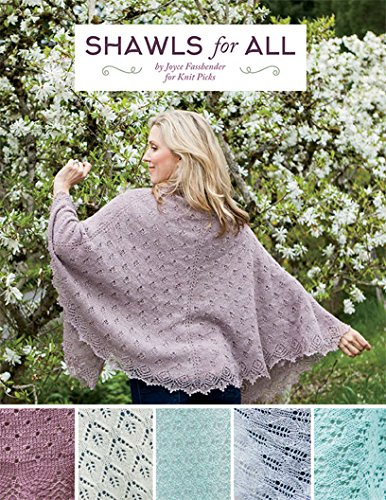 Shawls For All - Knit Lace Shawls