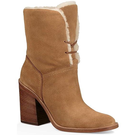 5563121e0f6 UGG Womans - Boots JERENE - chestnut