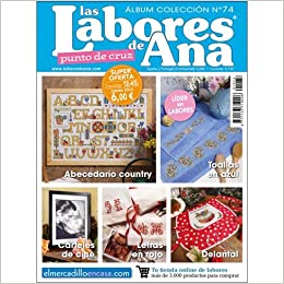 Album las labores de Ana 74: Amazon.es: Alternativas Publicitarias: Libros