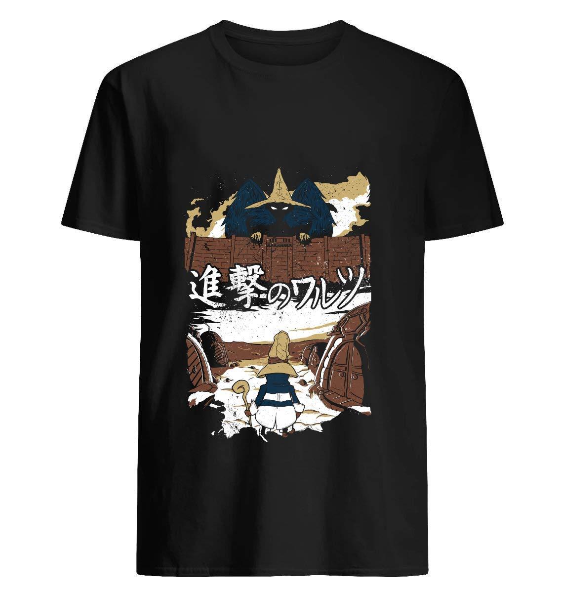 Attack On Waltz Shingeki No Waltz Final Fantasy Ix 94 T Shirt For U