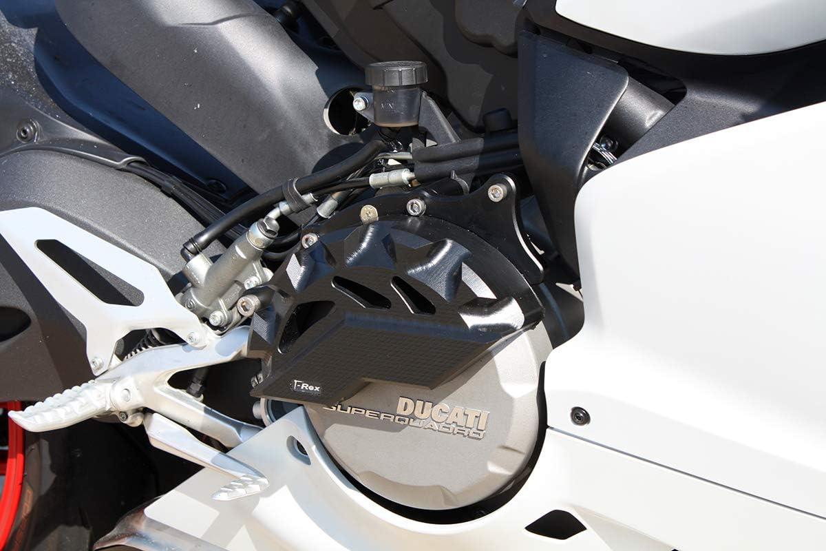 T-Rex Racing 2013-2015 Ducati Panigale 899 S No Cut Frame Sliders