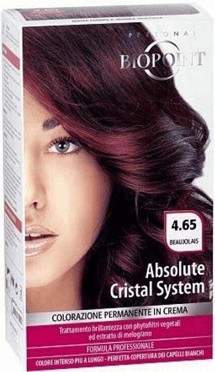 BIOPOINT Sistema De Cristal Absoluto - 4,65 Beaujolais Color ...