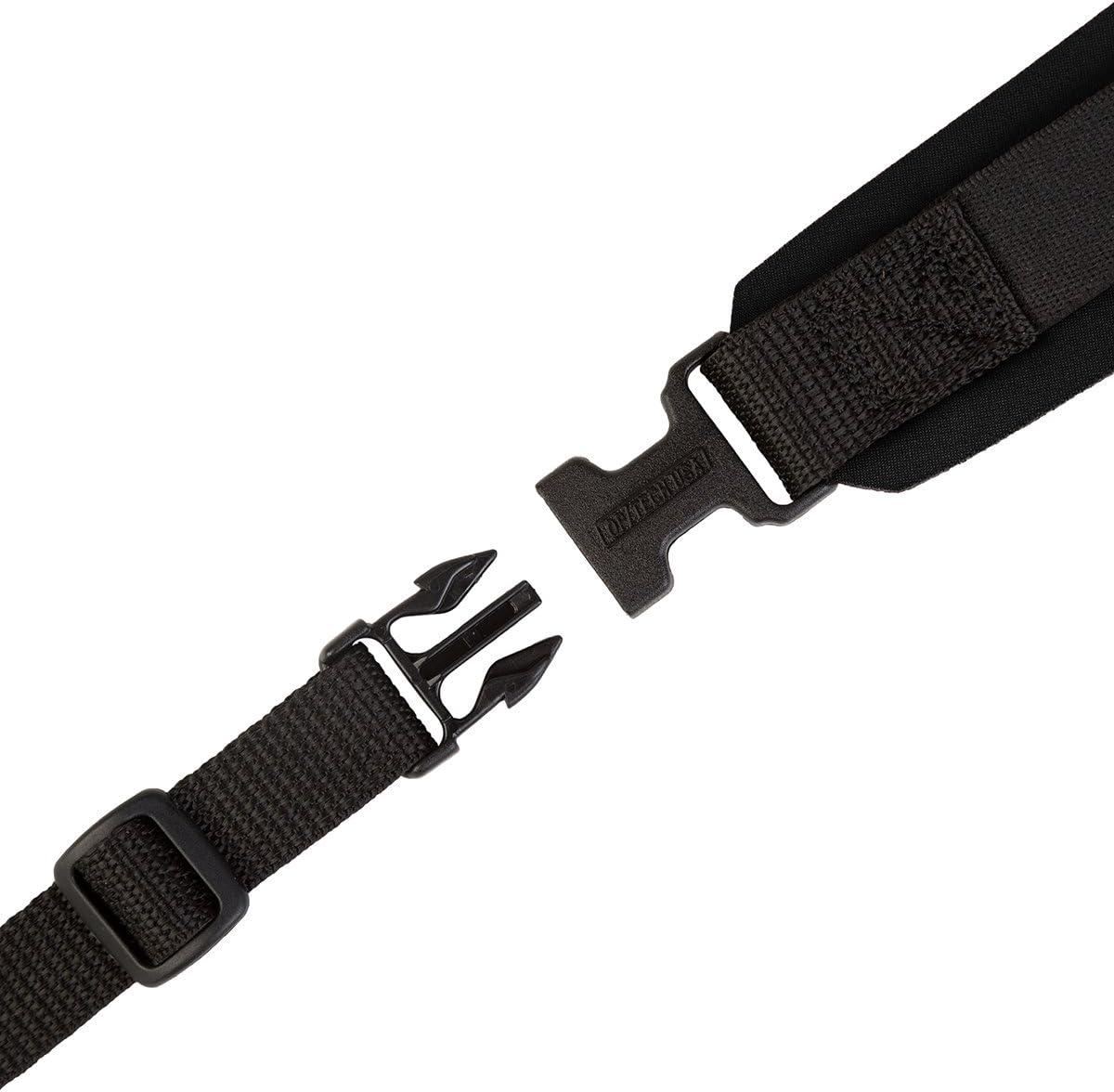 Gurte OP//TECH USA 1501372 Gurt Digitalkamera Neoprene Schwarz Digitalkamera, Neoprene, Schwarz, 6,8 kg, 111,8 cm