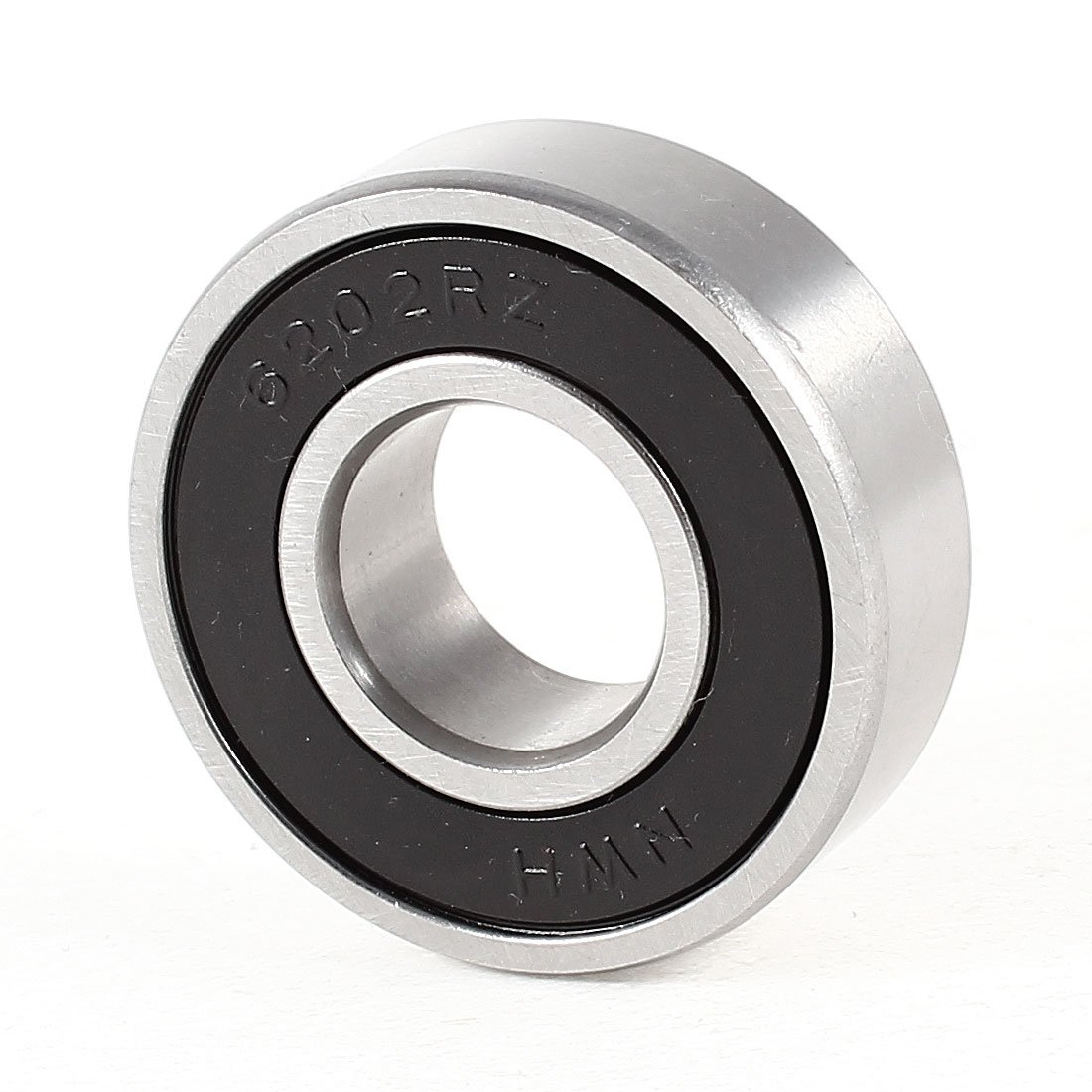 Uxcell a14032000ux0028 Replacement 6202RZ Roller-Skating Deep Groove Ball.. New