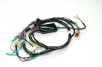 Kz1000 Wiring Harness - Wiring Diagram Options