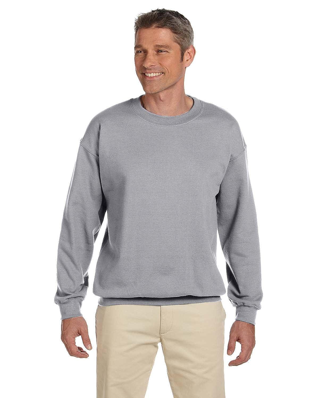 414874a02c2224 Amazon.com: Jerzees 50/50 Crewneck Sweatshirt, 2XL, OXFORD: Clothing