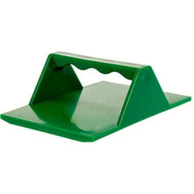 Tamales Masa Spreader w/Easy Grip Ergonomic Handle for Faster Better and Easier Results by Mindful Design | New and Improved (Green)