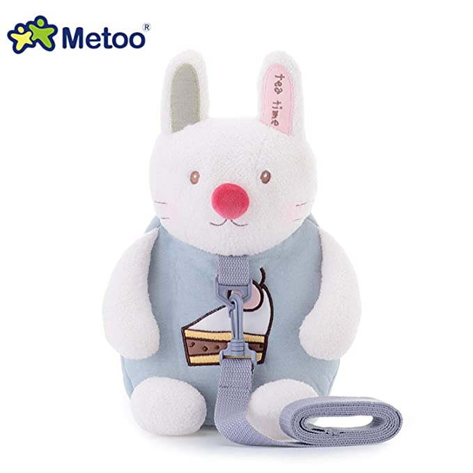 Amazon.com: Jewh Plush Stuffed Animal Cartoon Bags Kids Doll Plush Backpack Toy Children Shoulder Bag for Kindergarten Girl Backpack (3): Toys & Games