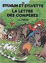 Sylvain et Sylvette, tome 10 : La lettre des compères par Pesch