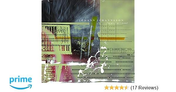 johann johannsson ibm 1401 a user s manual amazon com music rh amazon com IBM 1959 IBM 1620