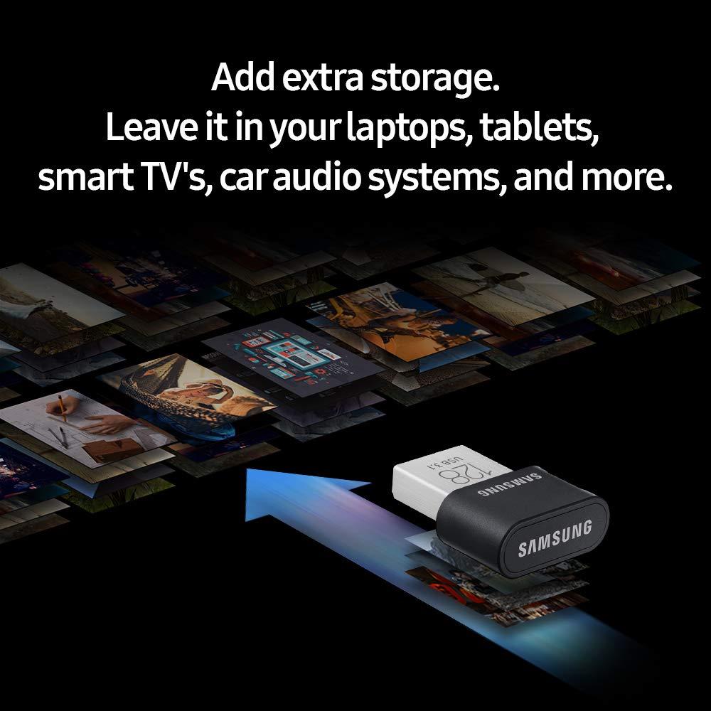 Samsung MUF-64AB/AM FIT Plus 64GB - 200MB/s USB 3.1 Flash Drive by Samsung (Image #6)