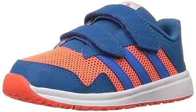 adidas Performance Boys' Snice 4 CF I Sneaker, Unity Blue/Shock Blue/