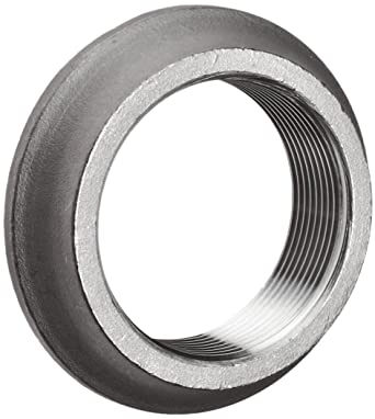 Stainless Steel 304 Cast Pipe Fitting, Flange, Welding Spud, Class 150, 1