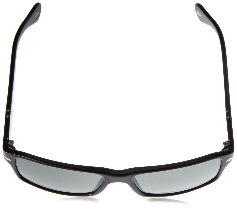 Persol Sunglasses PO 2747S - 95/48 Shiny Black (Grey Polarized Lens ...