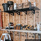 FLEXIMOUNTS 2-Pack 2x6ft Garage Shelving