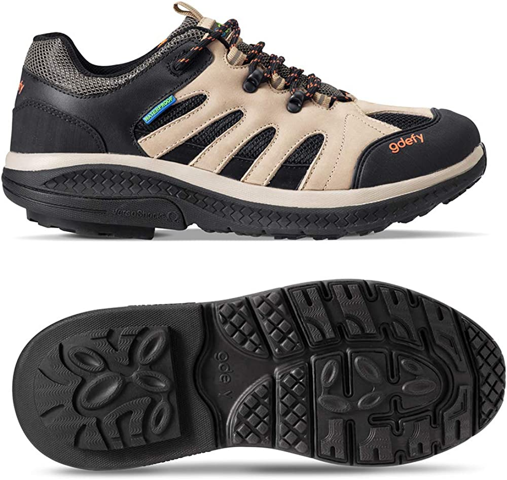 best sneakers for knee and back pain