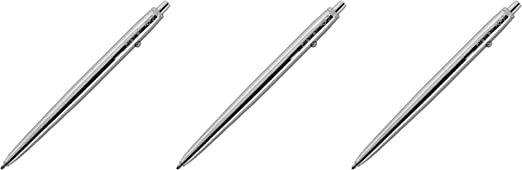 Chrome Plated NEW in box AG7 Astronaut Ballpoint Pen Fisher Space Pen