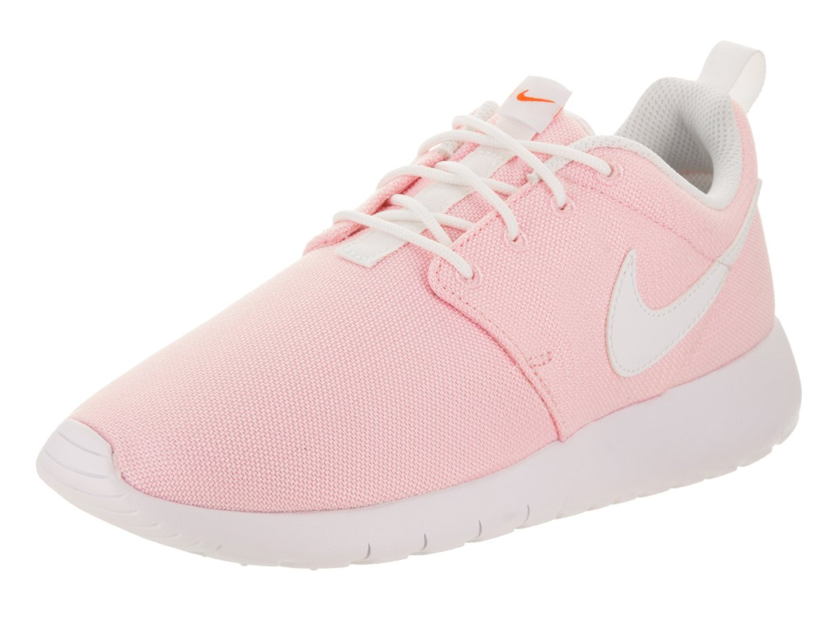Nike Roshe Run 599729, Mauml;dchen Laufschuhe Training  3.5 UK M Big kid|Prism Pink/White/Safety Orange