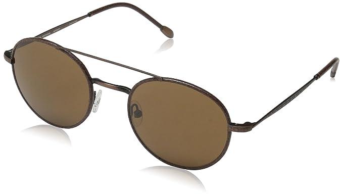 7acacda556a Amazon.com  John Varvatos V799 Round Sunglasses