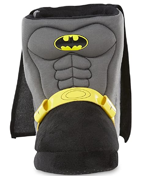 79249747428e Image Unavailable. Image not available for. Color  DC Comics Toddler Boys Batman  Slipper ...