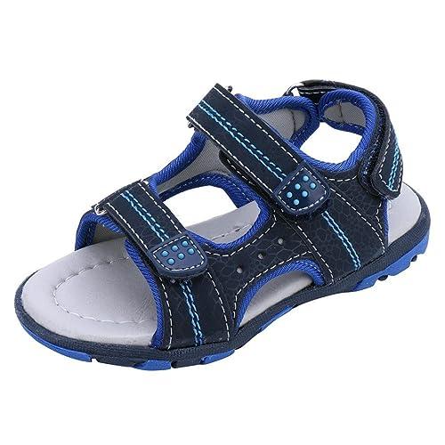 582e520b7 Zapatos 0-3 Años Logobeing Sandalias Bebe Niños Erano Sandalias Casuales  Zapatos Running Sandalias Deportivas Zapatos Sneakers  Amazon.es  Zapatos y  ...