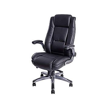 Amazon Com Kadirya High Back Bonded Leather Executive Office Chair