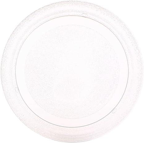 Plato para microondas, diámetro de 245 mm: Amazon.es: Grandes ...