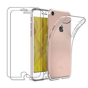 Casecool Funda + Cristal para iPhone 6S/iPhone 6 ...