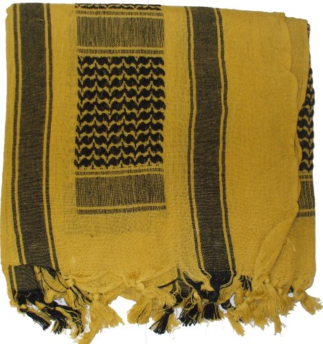 Military Shemagh Arab Tactical Desert Keffiyeh Scarf