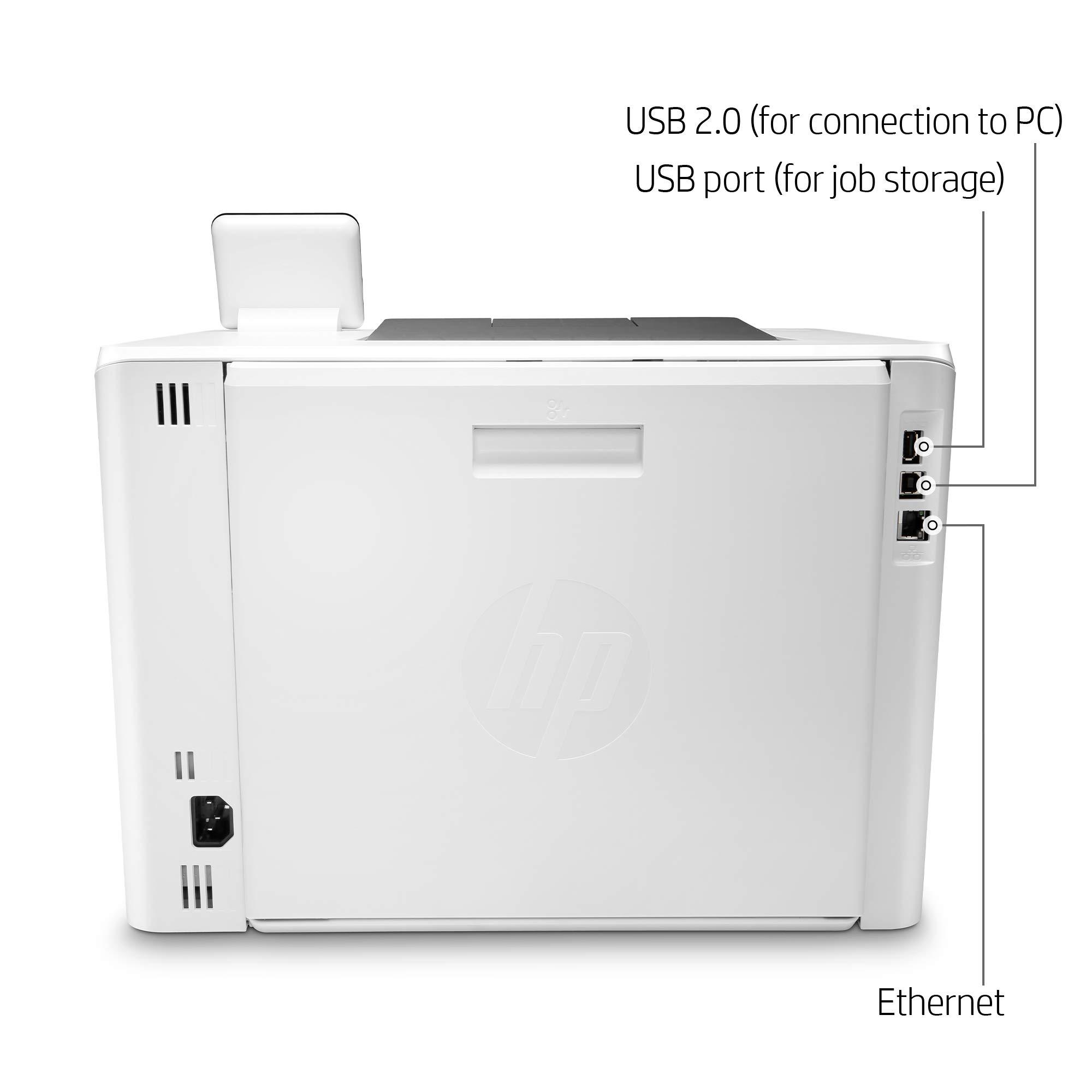 HP Color LaserJet Pro M454dw Printer (W1Y45A) by HP (Image #14)