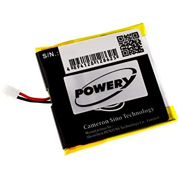 Powery Batería para SmartWatch Samsung SM-R750V: Amazon.es ...
