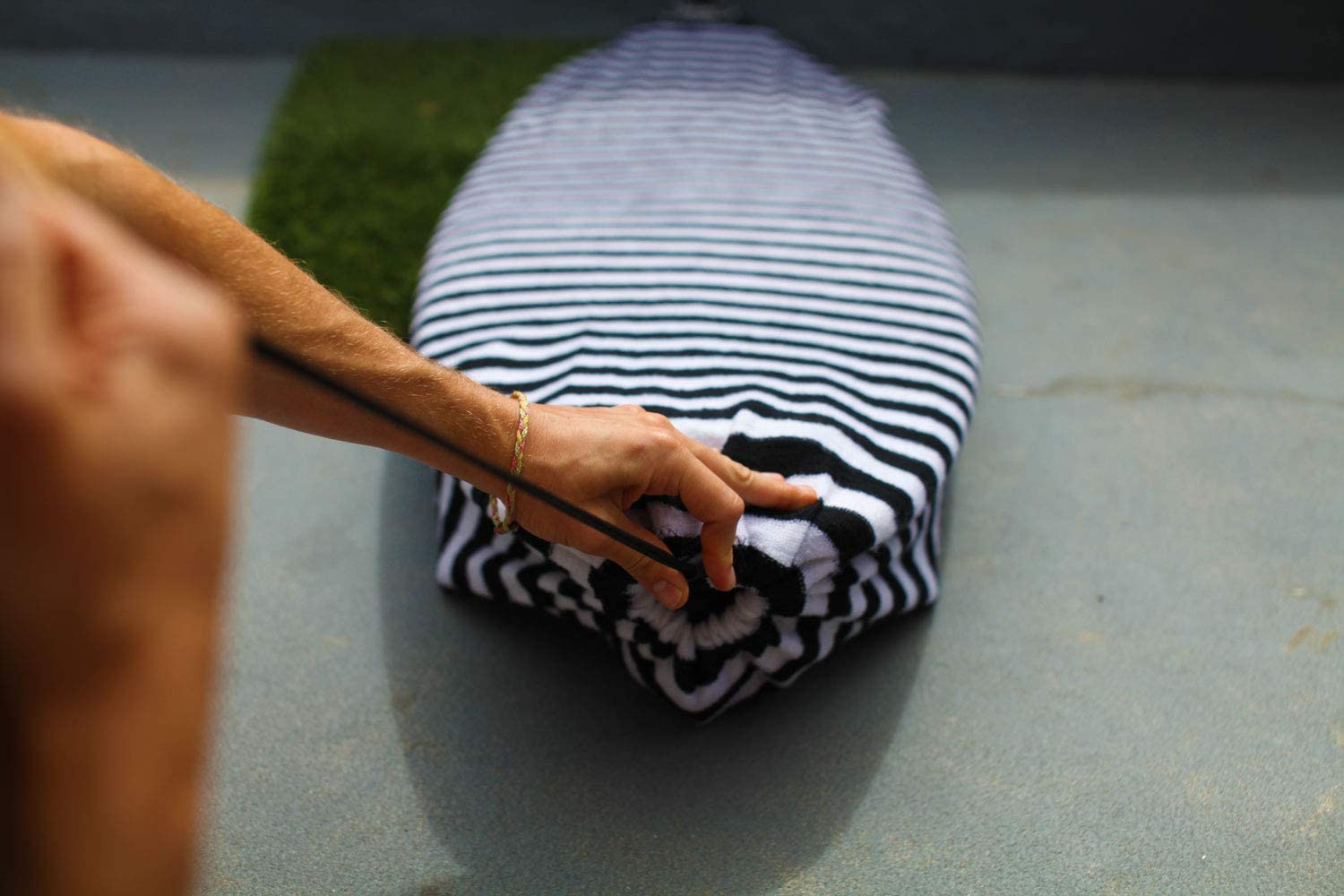 Choose Size and Color Ho Stevie Surfboard Sock Cover Light Protective Bag for Your Surf Board
