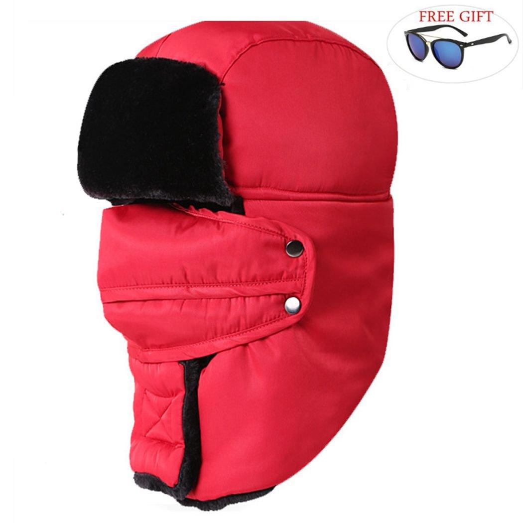 最適な価格 Kamma HAT メンズ B0777F5J27 Kamma レッド One Size One One メンズ Size レッド, Mahoe Anela Shop:5eec1236 --- obara-daijiro.com