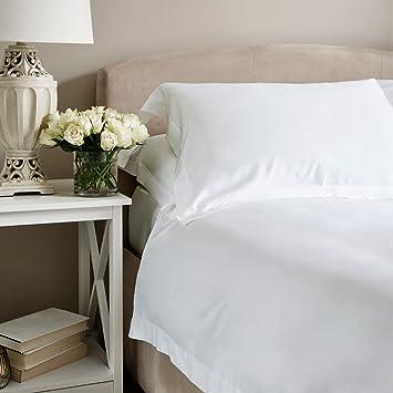 Bambus Bettwasche Luxus 100 Bambus Cchlichte Weisse Bettbezug Mit