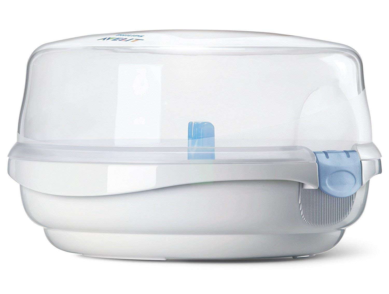 Philips Avent Bebé Biberones Microondas Esterilizador de Vapor ...